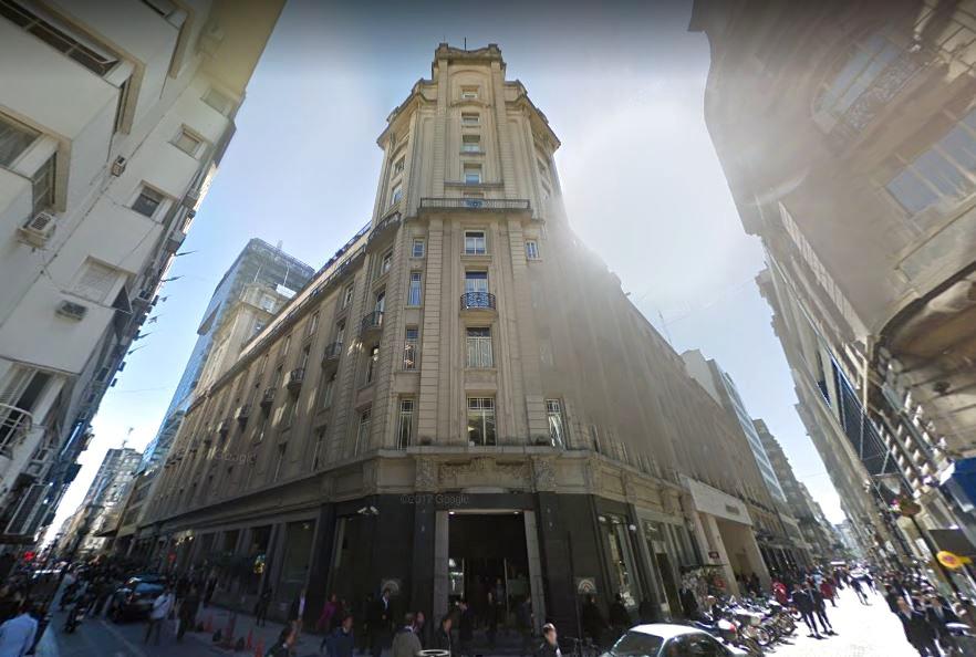 oficinas en alquiler   sarmiento 447, caba   7.910 m²