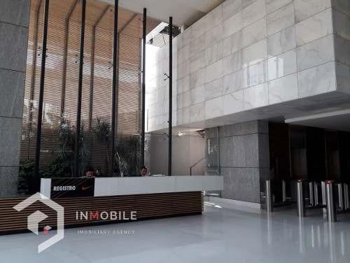 oficinas en anahuac, 612 m2, renta.