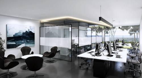 oficinas en business center armoran montebello