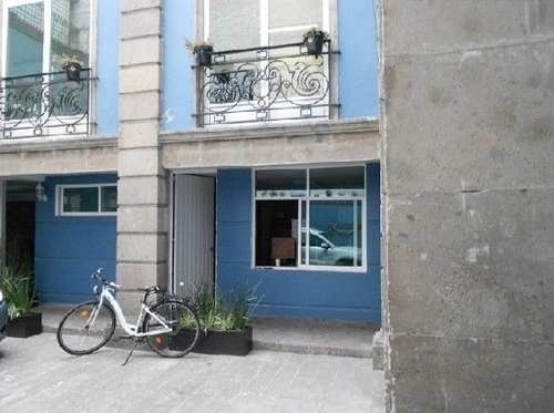 oficinas en casa porfiriana en la colonia roma