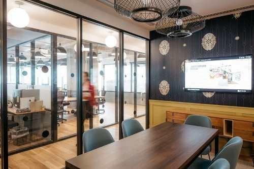 oficinas en corporativos de lujo