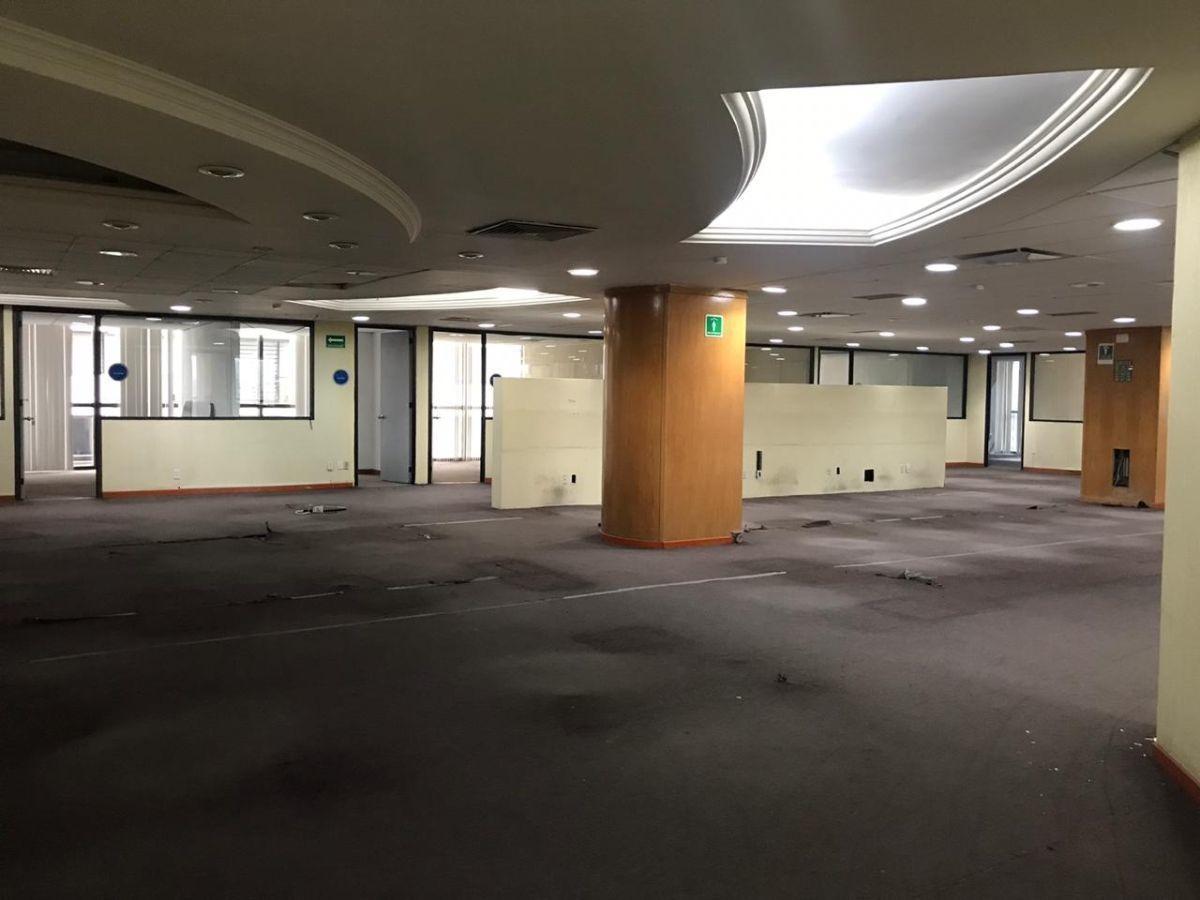 oficinas en edificio torre prisma polanco1,057m2