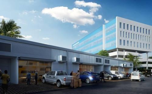 oficinas en el business park & plaza mérida aeropuerto - 144 m2