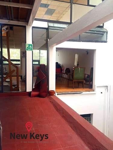 oficinas en la colonia roma norte