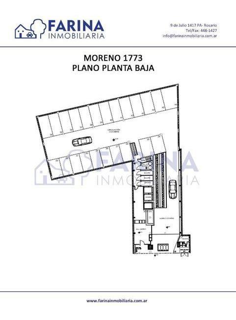 oficinas en moreno / cochabamba / excelentes servicios