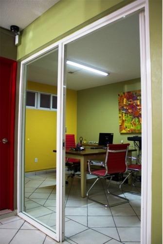 oficinas en naucalpan con bodega en sn juan totoltepec