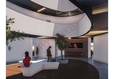 oficinas en preventa para inversionista fray junípero venta