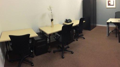oficinas en renta a partir de 7m2  en las animas