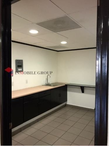 oficinas en renta, acondicionadas, 289 m2, anzures, ciudad de méxico.
