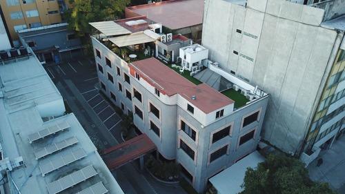 oficinas en renta  colonia cuauhtemoc amuebladas