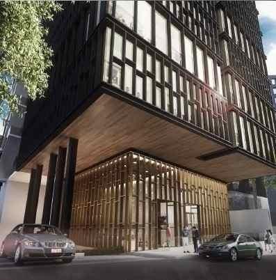 oficinas en renta, corporativo vasco de quiroga. en construcción.