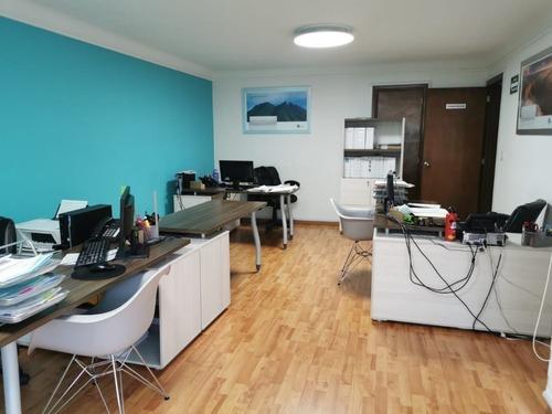 oficinas en renta en av. topacio