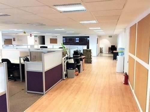 oficinas en renta en bosque de duraznos - 630 m2