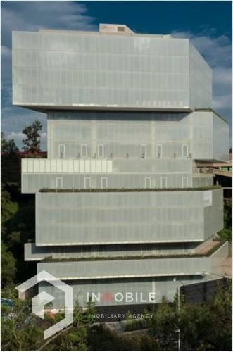 oficinas en renta en bosque de las lomas, cuajimalpa de morelos, cdmx.
