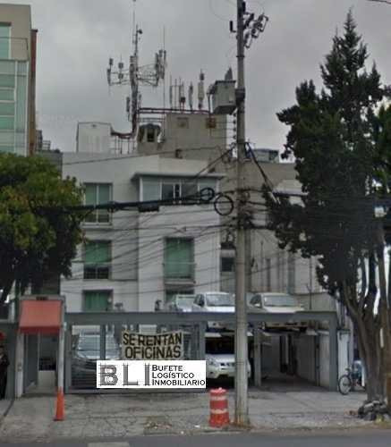 oficinas en renta en chapultepec