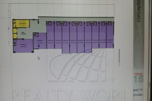 oficinas en renta en contry, monterrey