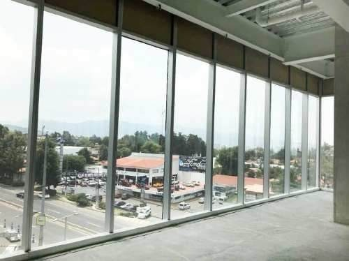 oficinas en renta en edificio corporativo en santa fe