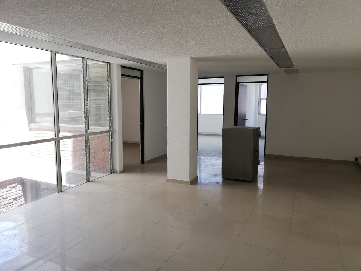 oficinas en renta en leibnitz, anzures.