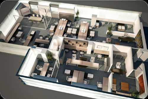 oficinas en renta en renta en tecamachalco