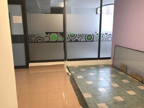 oficinas en renta en tecamachalco con 3 cubiculos y seguridad.