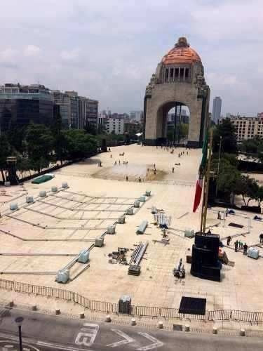 oficinas en renta frente al monumento a la revolución