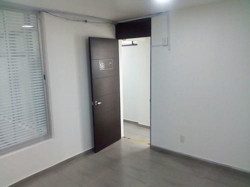 oficinas en renta, medellin / col. roma