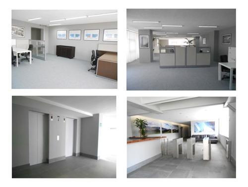 oficinas en renta para estrenar en tecamachalco, varios metrajes