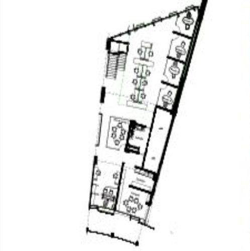 oficinas en renta punto central en la colonia del valle san pedro