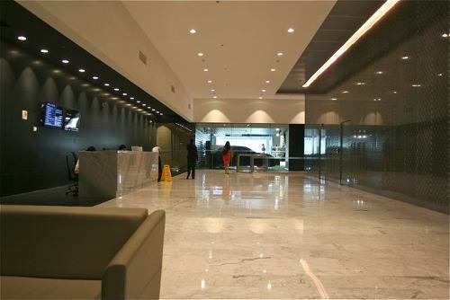 oficinas en renta santa fe, edificio porsche