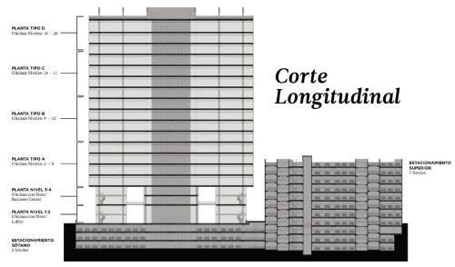 oficinas  en renta torre albia