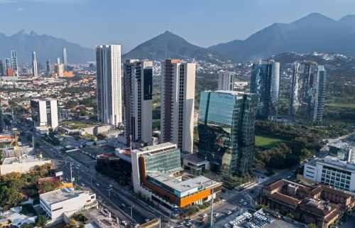 oficinas en renta torre invex santa engracia zona valle san pedro