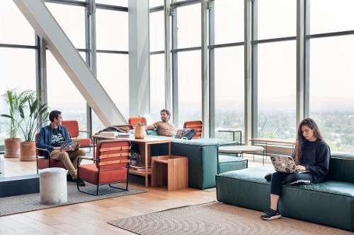 oficinas en renta wework lomas de chapultepec