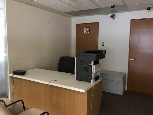 oficinas en satélite