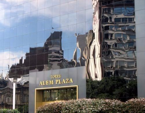 oficinas en venta | alem plaza - alem 855 | piso 32° - 500 m