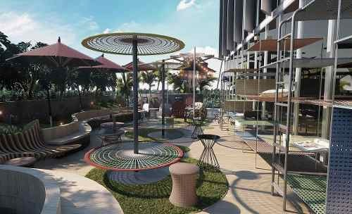 oficinas en venta en el nuevo centro de servicios de playa del carmen