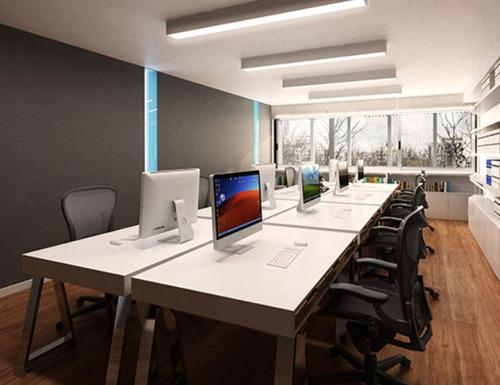 oficinas en venta en olivos - piso 16 & 17 - 246m² por piso