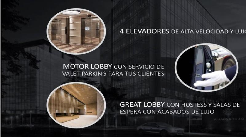 oficinas en venta en torre uno en vía montejo,mérida,yucatán
