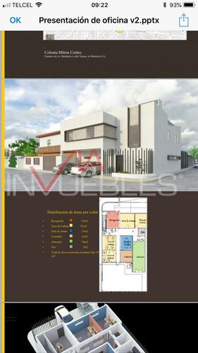 oficinas en venta mitras centro