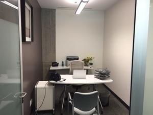 oficinas equipadas en renta para 15-20 personas en pedregal.
