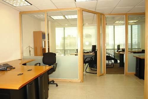oficinas equipadas llave en mano, paseo de la reforma, col. cuauhtemoc