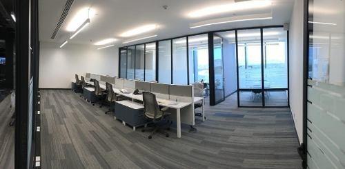 oficinas equipadas, lujosas y funcionales, edificio aaa, zona toreo