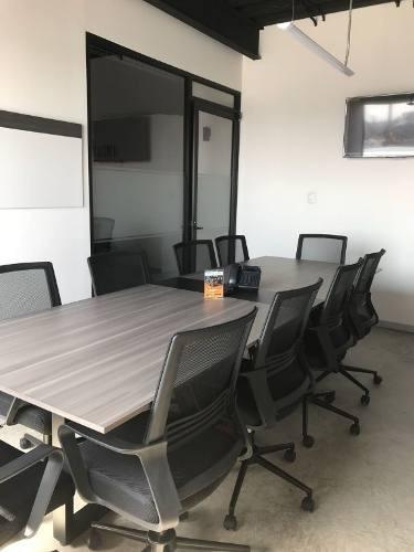 oficinas equipadas para la renta