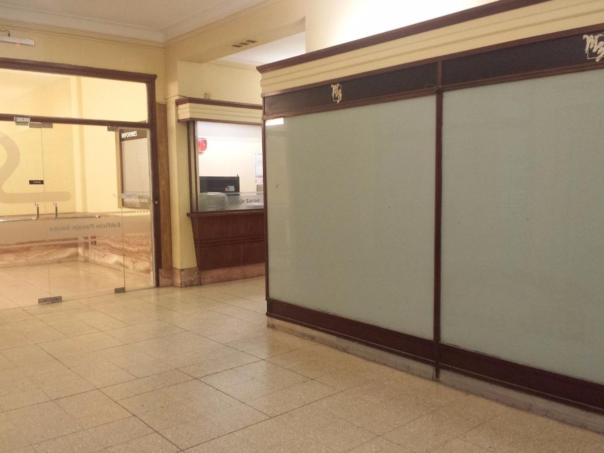 oficinas galeria sacoa centro . venta en block o separadas