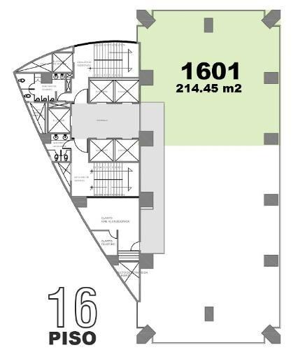 oficinas - lomas altas