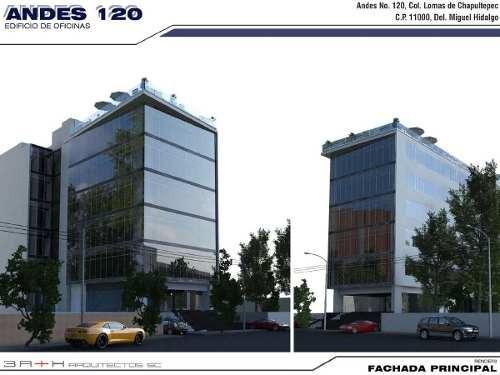 oficinas - lomas de chapultepec