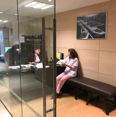 oficinas masaryk polanco amueblada y acondicionada
