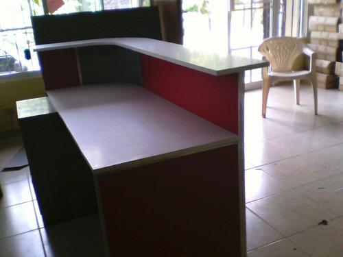 oficinas modulares, (divisiones y muebles)
