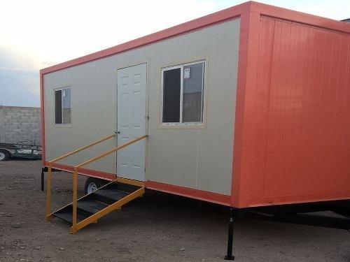 oficinas móviles en venta / renta, chihuahua