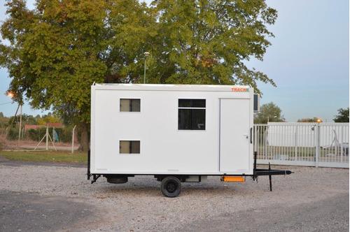 oficinas moviles y módulos equipados y diseñados