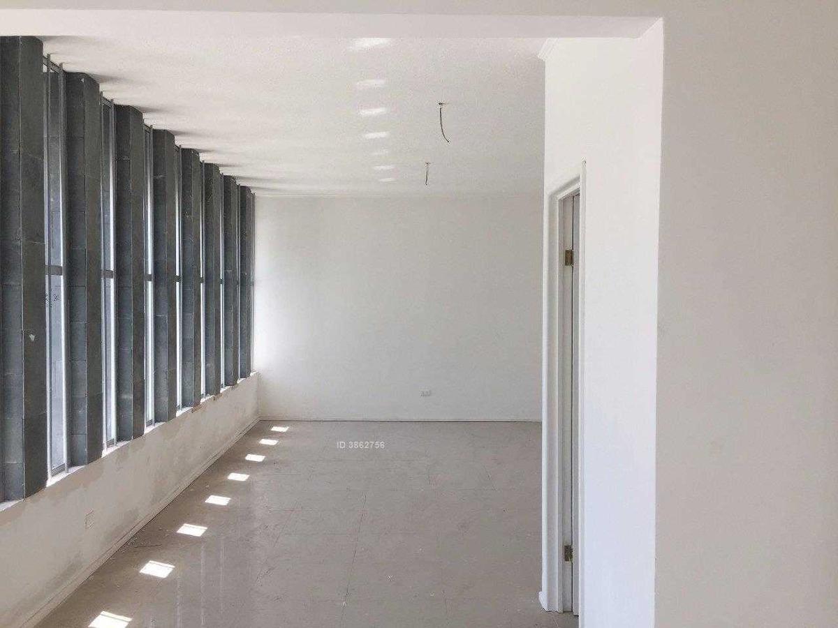 oficinas nuevas con baño, piso y cielo terminados en la cisterna, briones luco